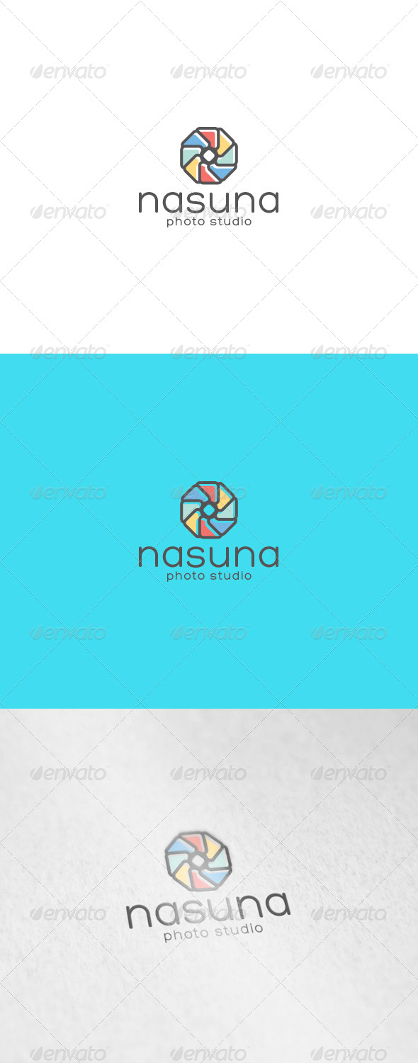 Nasuna Logo - Abstract Logo Templates