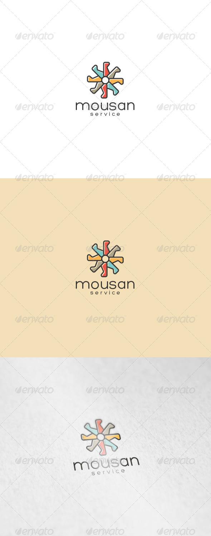 Mousan Logo - Abstract Logo Templates