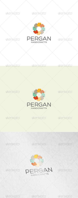Pergan Logo - Abstract Logo Templates