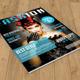 Fashion Magazine Cover Template - GraphicRiver Item for Sale