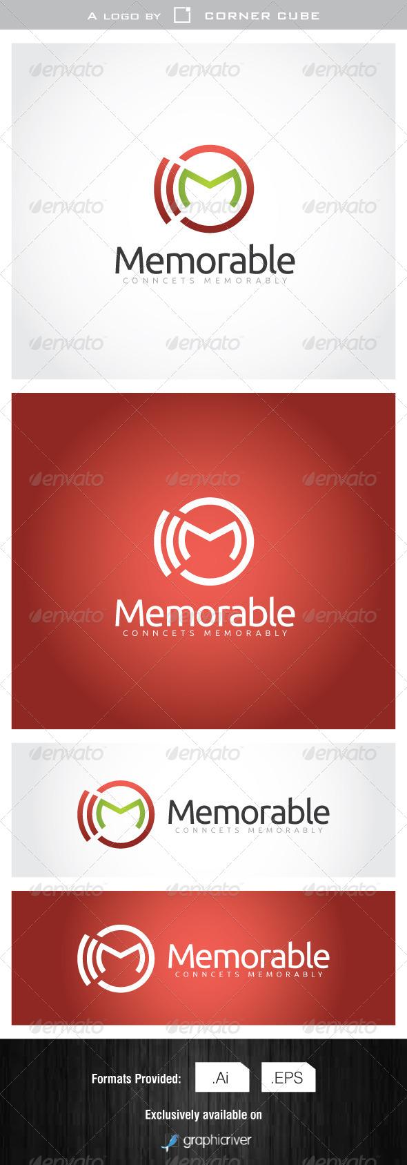 Memorable Logo - Logo Templates