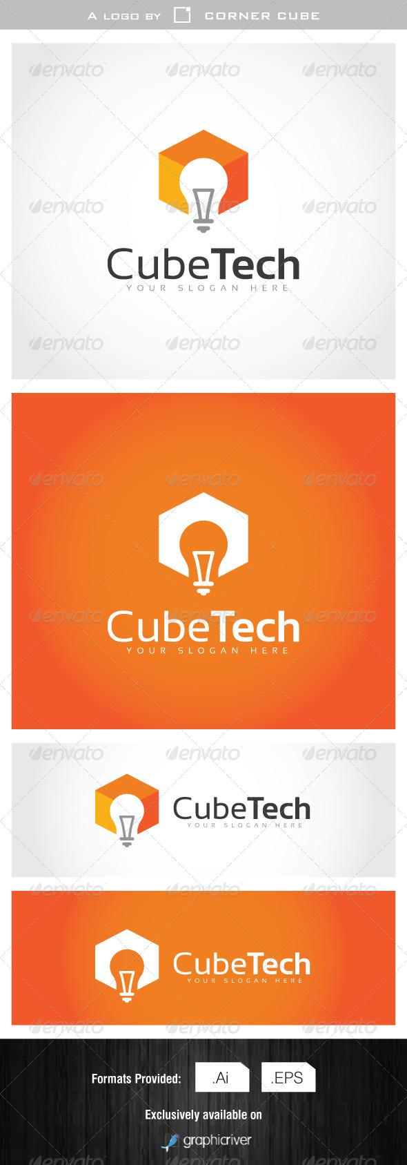 Cube Idea Logo - Logo Templates