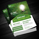Green Energy Flyer Template - GraphicRiver Item for Sale