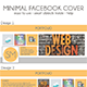 Minimal Facebook Cover - GraphicRiver Item for Sale
