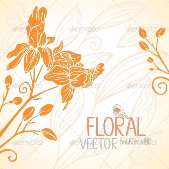 Flowers Orange - Flowers & Plants Nature