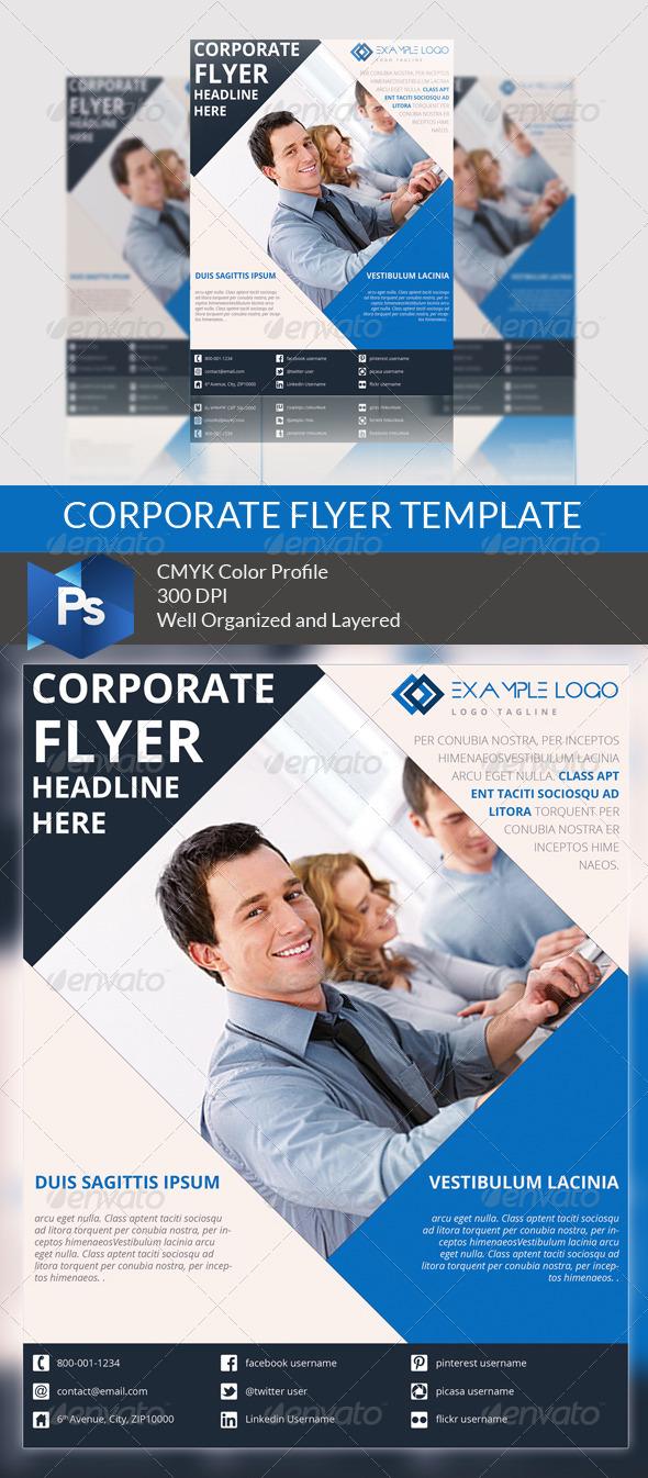 Multipurpose Business Flyer 01 - Corporate Flyers