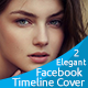 2 Elegant Facebook Timeline cover - GraphicRiver Item for Sale