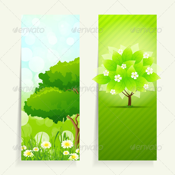 Nature Banners - Landscapes Nature