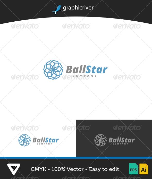 BallStar Logo - Logo Templates
