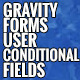 Gravity Forms User Conditional Fields - CodeCanyon Item for Sale