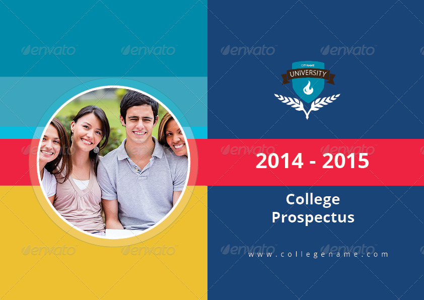 College Prospectus By Azadcsstune  Graphicriver
