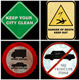 75 Traffic Signs Textures  - 3DOcean Item for Sale