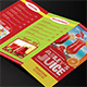 Trifold Drinks Menu Template - GraphicRiver Item for Sale