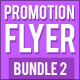 Product Promotion Flyer Bundle 2 - GraphicRiver Item for Sale