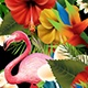 Tropical Summer Floral 3 in 1 - VideoHive Item for Sale