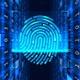 Fingerprint Scan Background - VideoHive Item for Sale