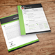 Modern Resume With Cover Letter - GraphicRiver Item for Sale