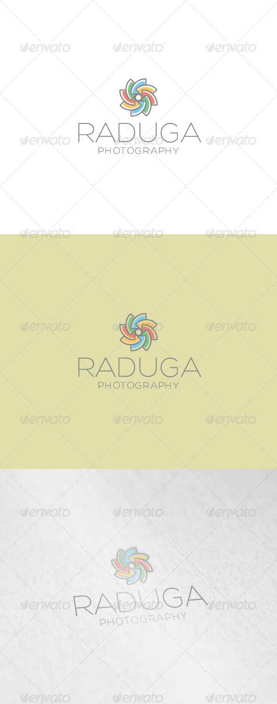 Raduga Logo - Abstract Logo Templates