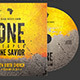 One People One Savior CD Artwork Template - GraphicRiver Item for Sale