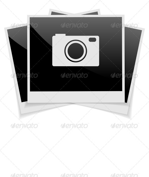 Photo Frame - Retro Technology