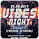 Vibes Night - Flyer [Vol.17]
