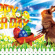 Happy Easter Day Flyer - GraphicRiver Item for Sale