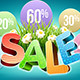Spring and Summer Sale Poster - GraphicRiver Item for Sale