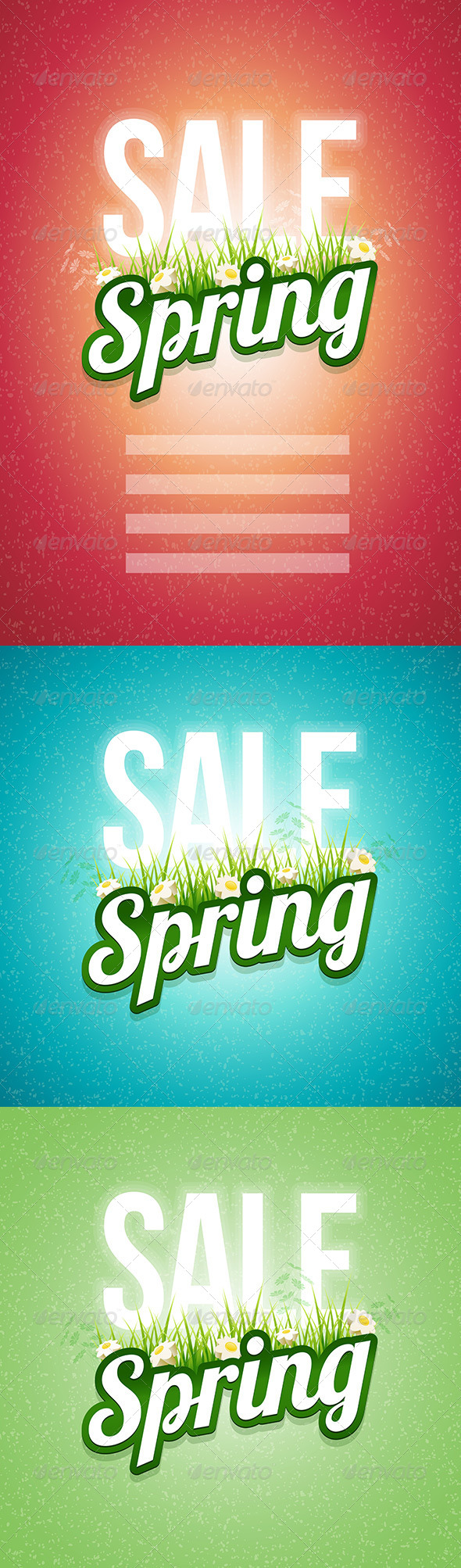 Spring Sale Design Set - Miscellaneous Seasons/Holidays