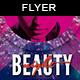 Beauty Night   Flyer Template
