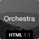 Orchestra - Responsive HTML template Nulled