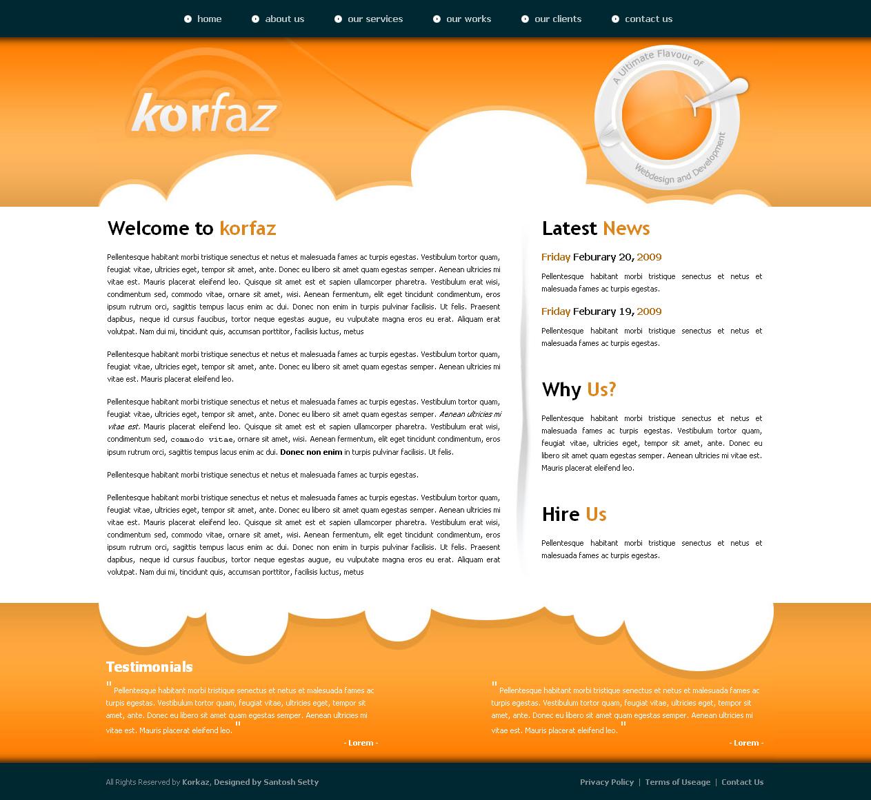 Free Download Korfaz Nulled Latest Version