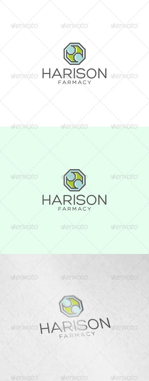 Harison Logo - Letters Logo Templates