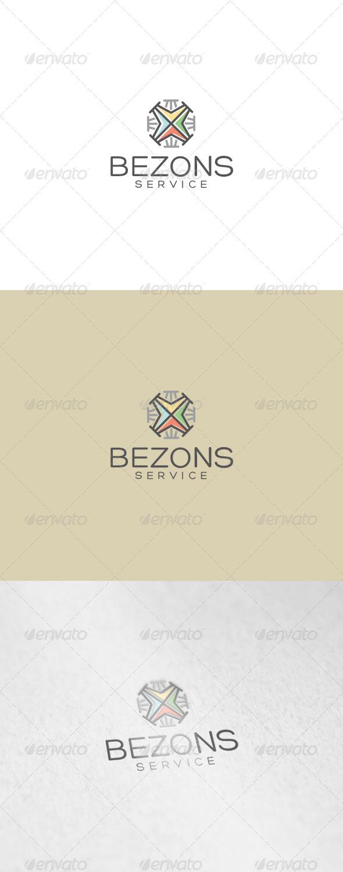 Bezons Logo - Abstract Logo Templates