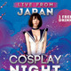 Japan Cosplay Night Flyer - GraphicRiver Item for Sale