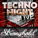 Download Live Techno Party Event Flyer Template from GraphicRiver