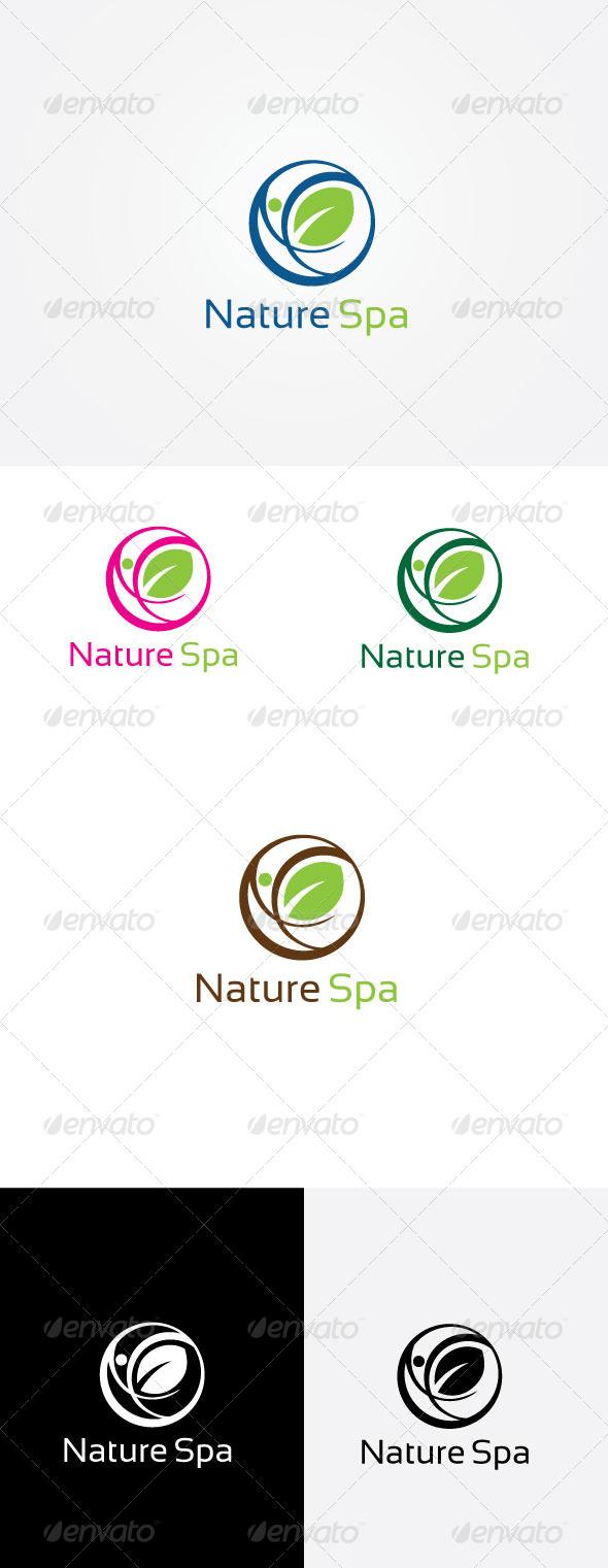 Spa Nature Logo - Nature Logo Templates
