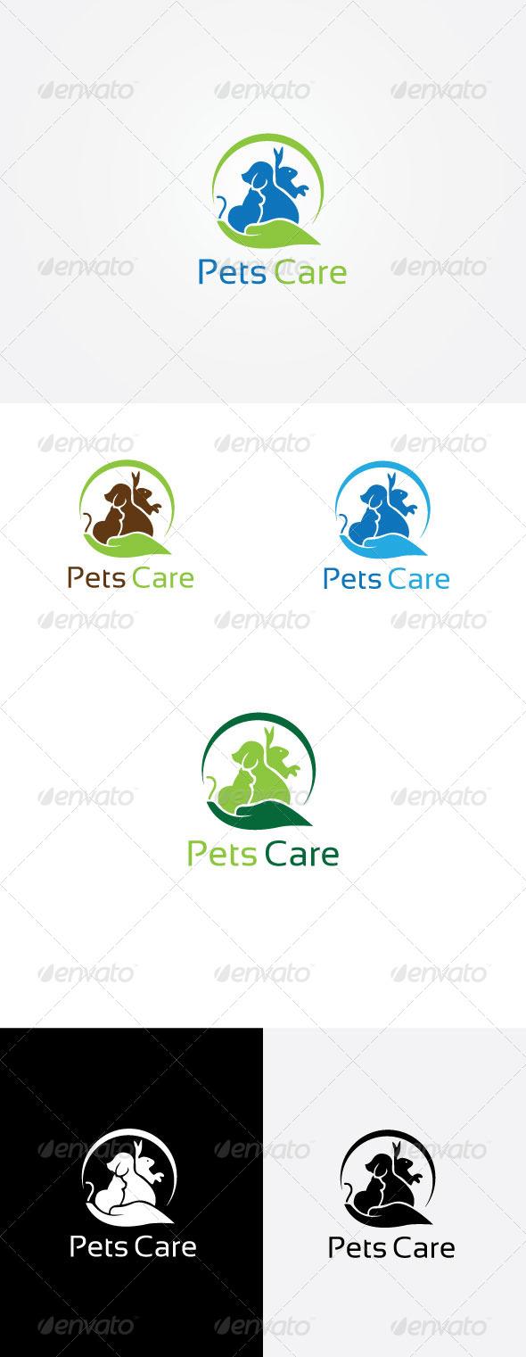 Pet Care Logo - Animals Logo Templates