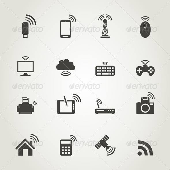 Icon Communication - Miscellaneous Conceptual