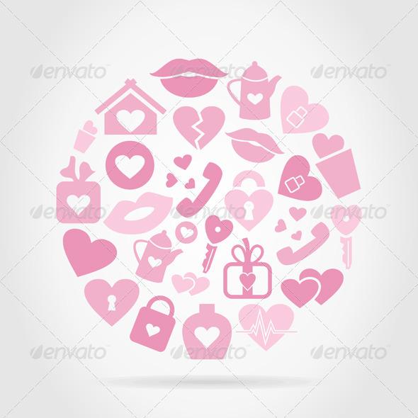 Love Sphere - Valentines Seasons/Holidays