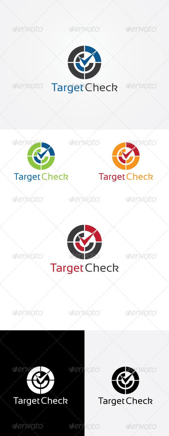 Target Check Logo - Symbols Logo Templates