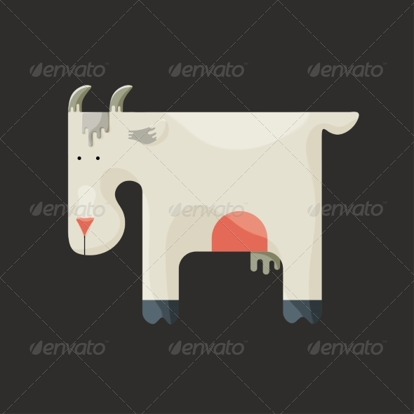 Goat - Animals Characters