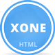 Xone - Clean One Page Template - ThemeForest Item for Sale