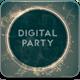 Digital Cloud Poster / Flyer - GraphicRiver Item for Sale