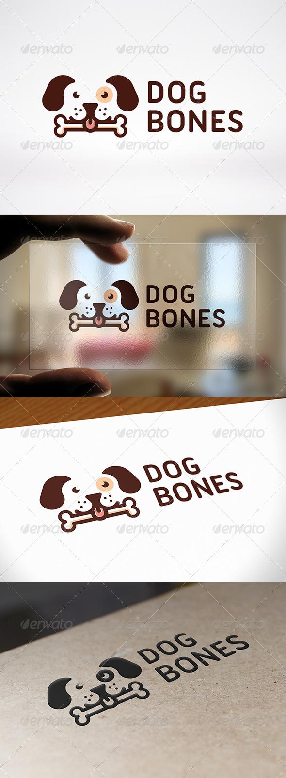 Dog Logo Template - Animals Logo Templates