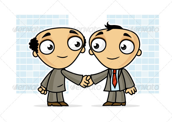 Business Handshake - Business Conceptual