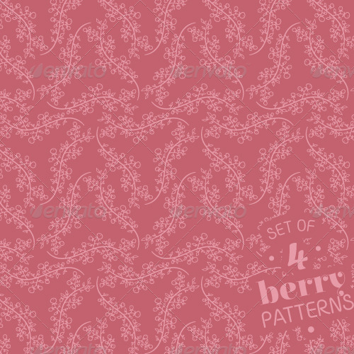 Set of Berry Patterns