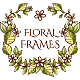 Set of Floral Frames - GraphicRiver Item for Sale