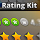 Rating Kit - GraphicRiver Item for Sale