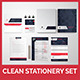 Clean Stationery Pack - GraphicRiver Item for Sale