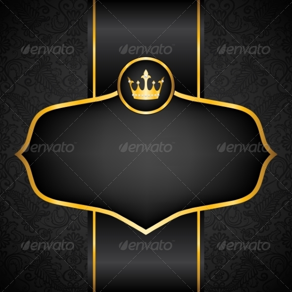 Royal Black Background - Backgrounds Decorative